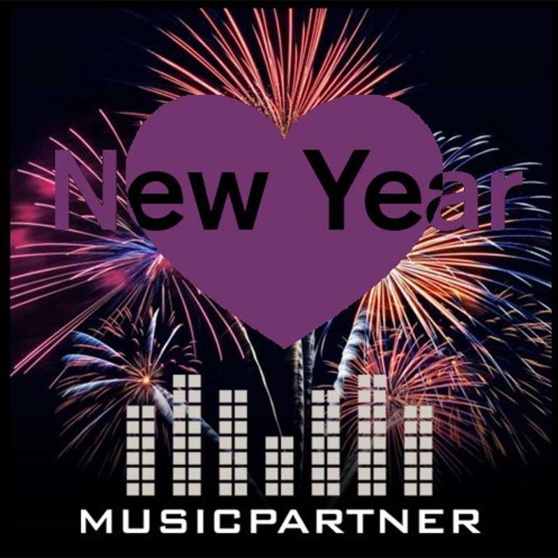 MusicPartner Loves New Year