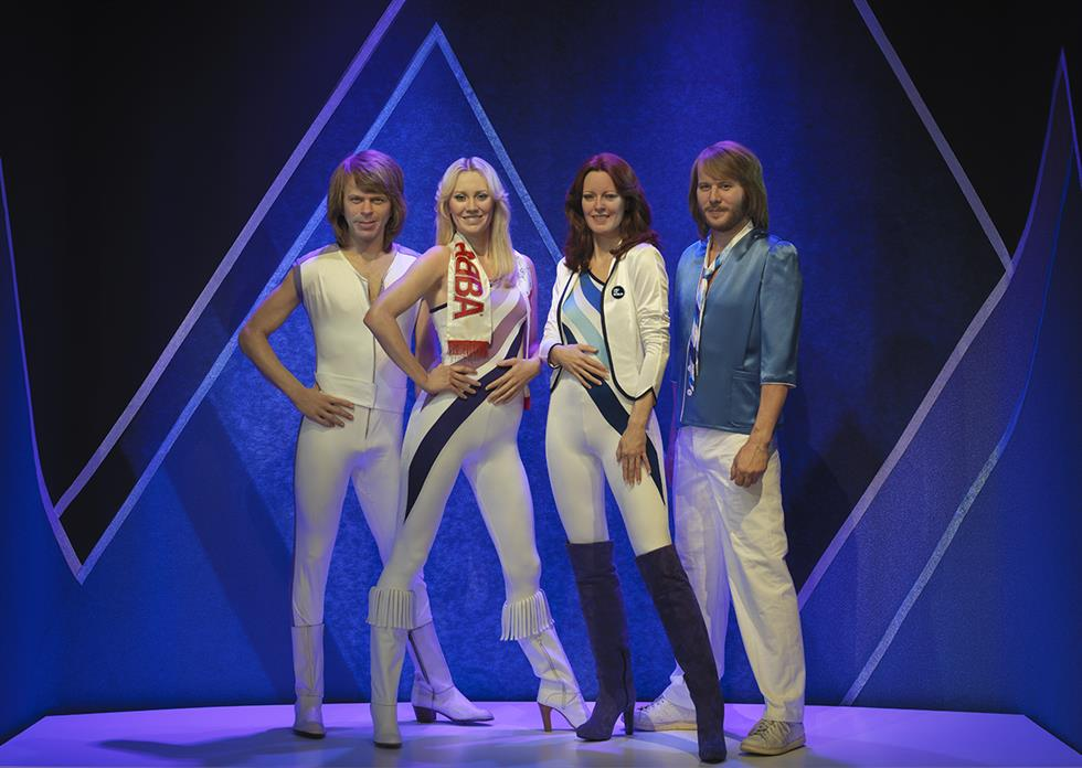 ABBA (Photo: Press ABBA The Museum/Pål Allan)