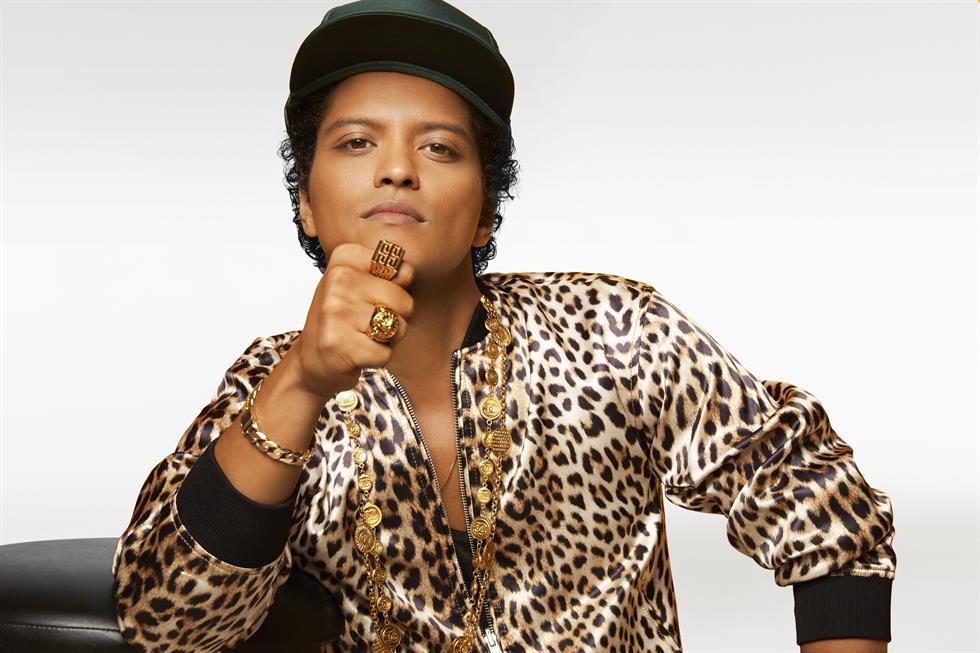 Bruno Mars (Photo: Press WarnerMusic)