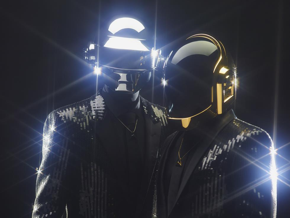 Daft Punk (Photo: Press CC SonyMusic)