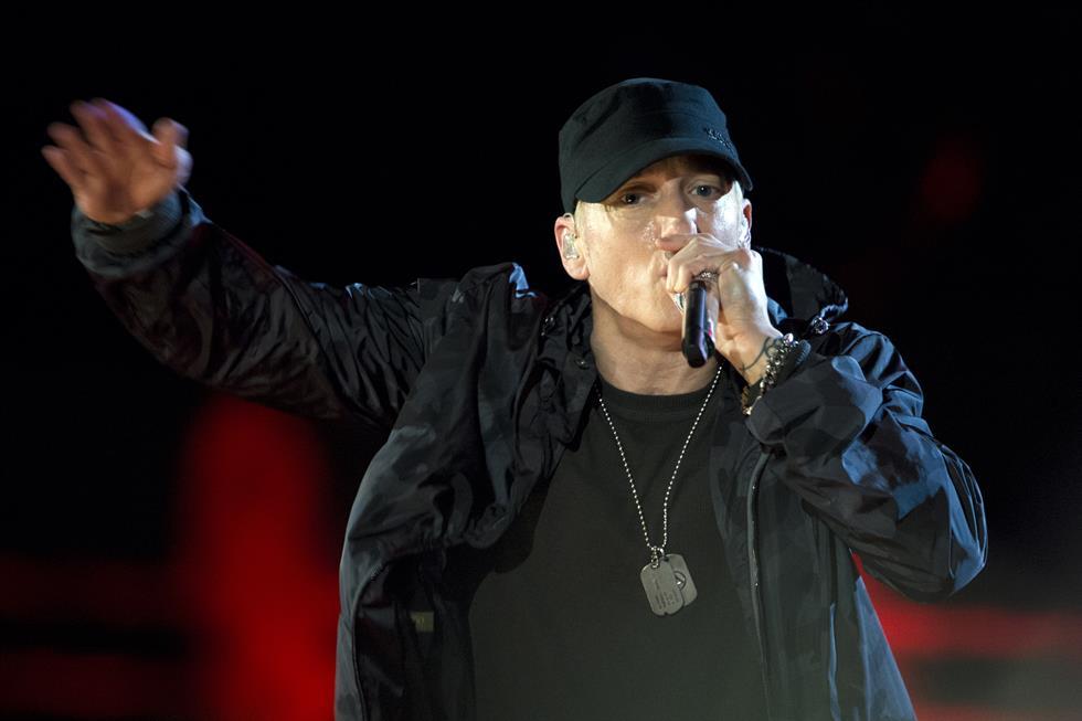 Eminem (Photo: CC Wikipedia EJ Hersom)
