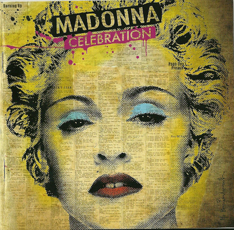 Madonna - Celebration (Photo: AlbumCover)