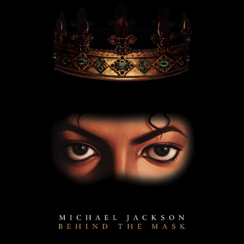 Michael Jackson - Behind the mask (Photo: Press CC SonyMusic AlbumCover)