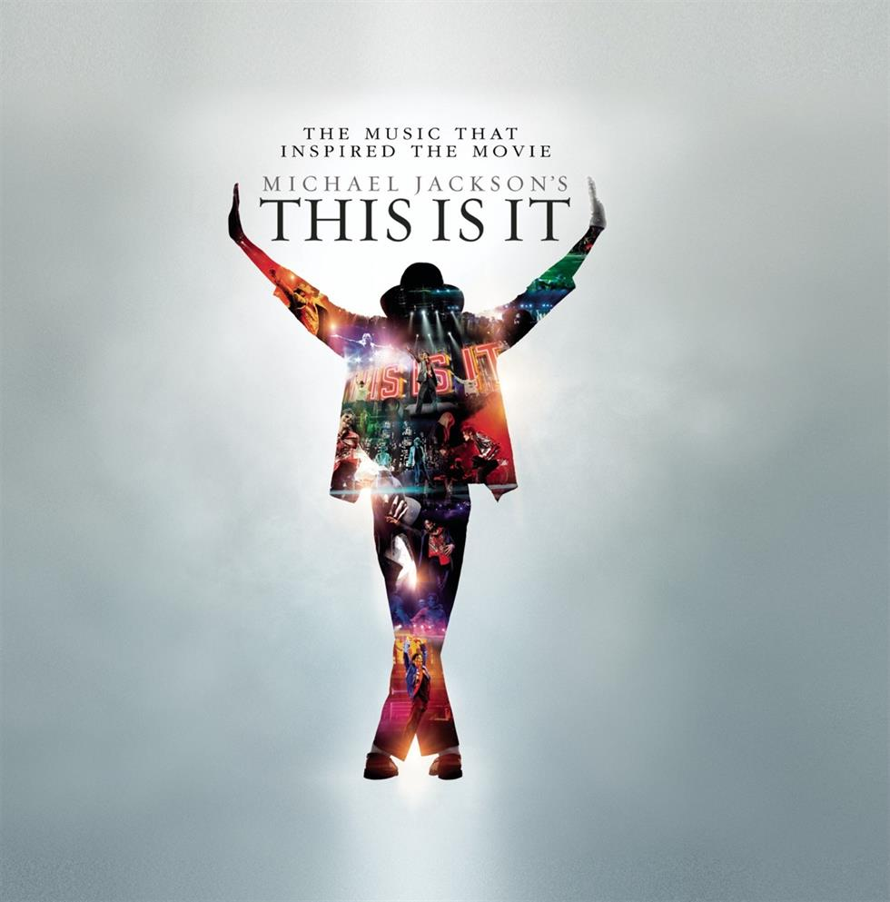 Michael Jackson - This is it (Photo: AlbumCover)