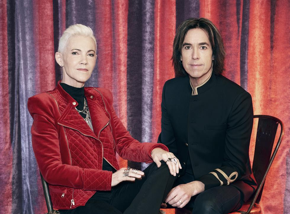 Roxette (Photo: Press WarnerMusic Viktor Flumé)