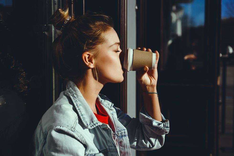 Blog Image Woman Coffe