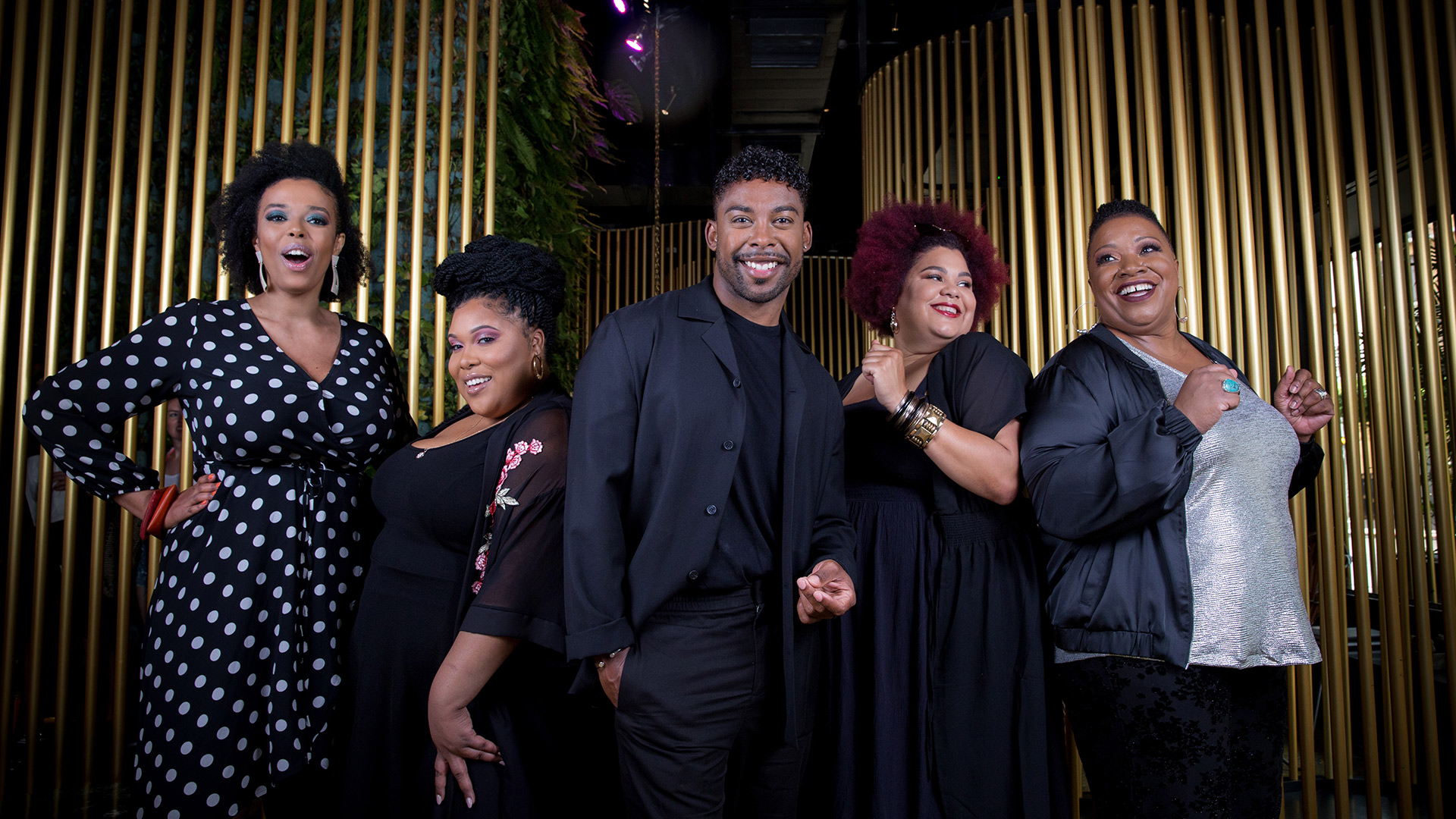 Blog Images John Lundvik Eurovision (Photo: Miriam Alster)