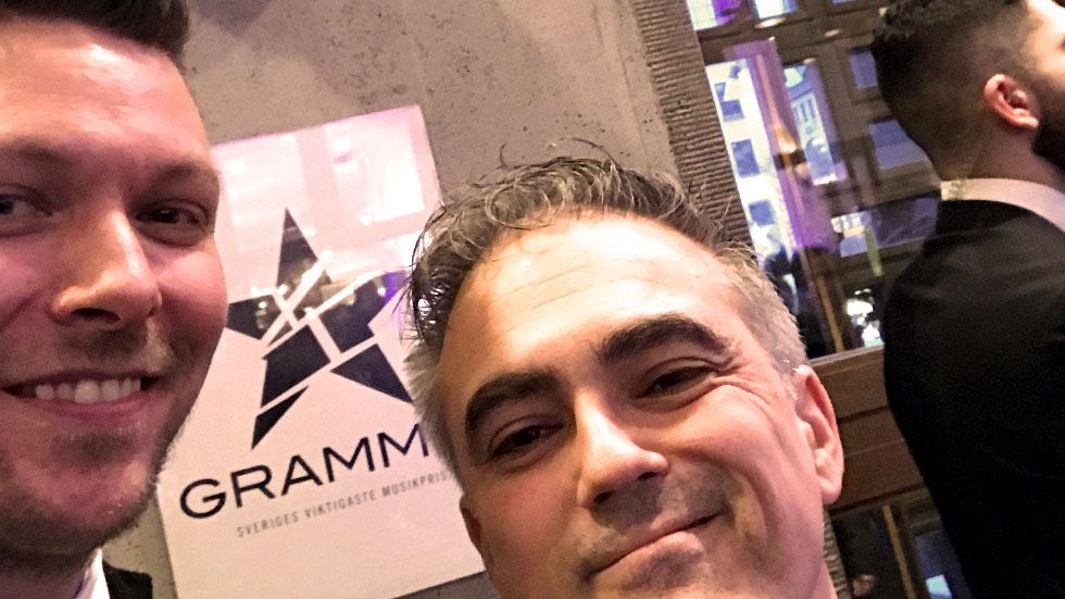 MusicPartner på Grammis 2017