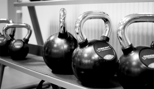 Email Image Product Gym Bells BW (Photo: MusicPartner)