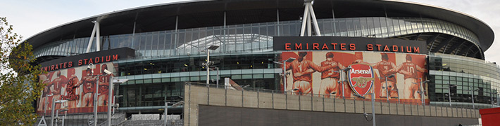 Customer Emirates Stadium (Photo: MusicPartner)