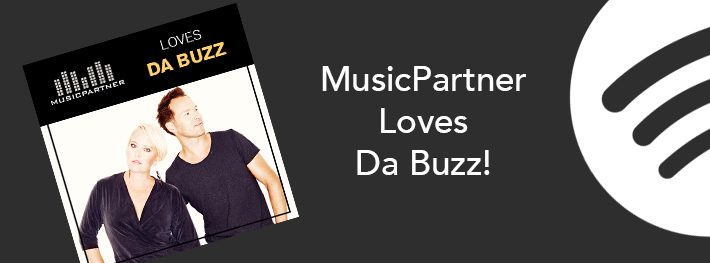 MusicPartner DaBuzz Playlist