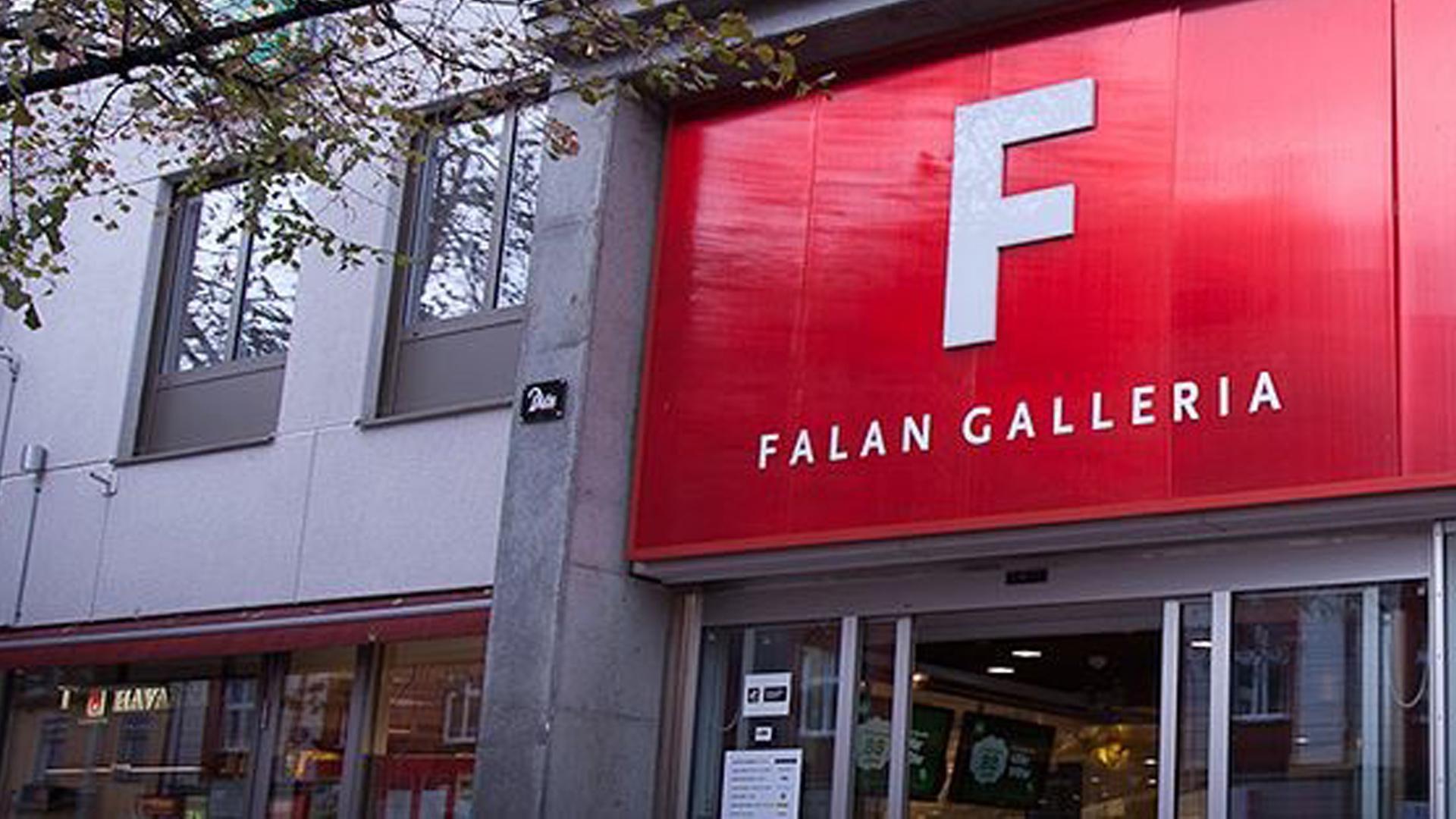 Referens Diös Falan Gallerian