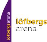 Referens Logo Lofbergs Lila Arena