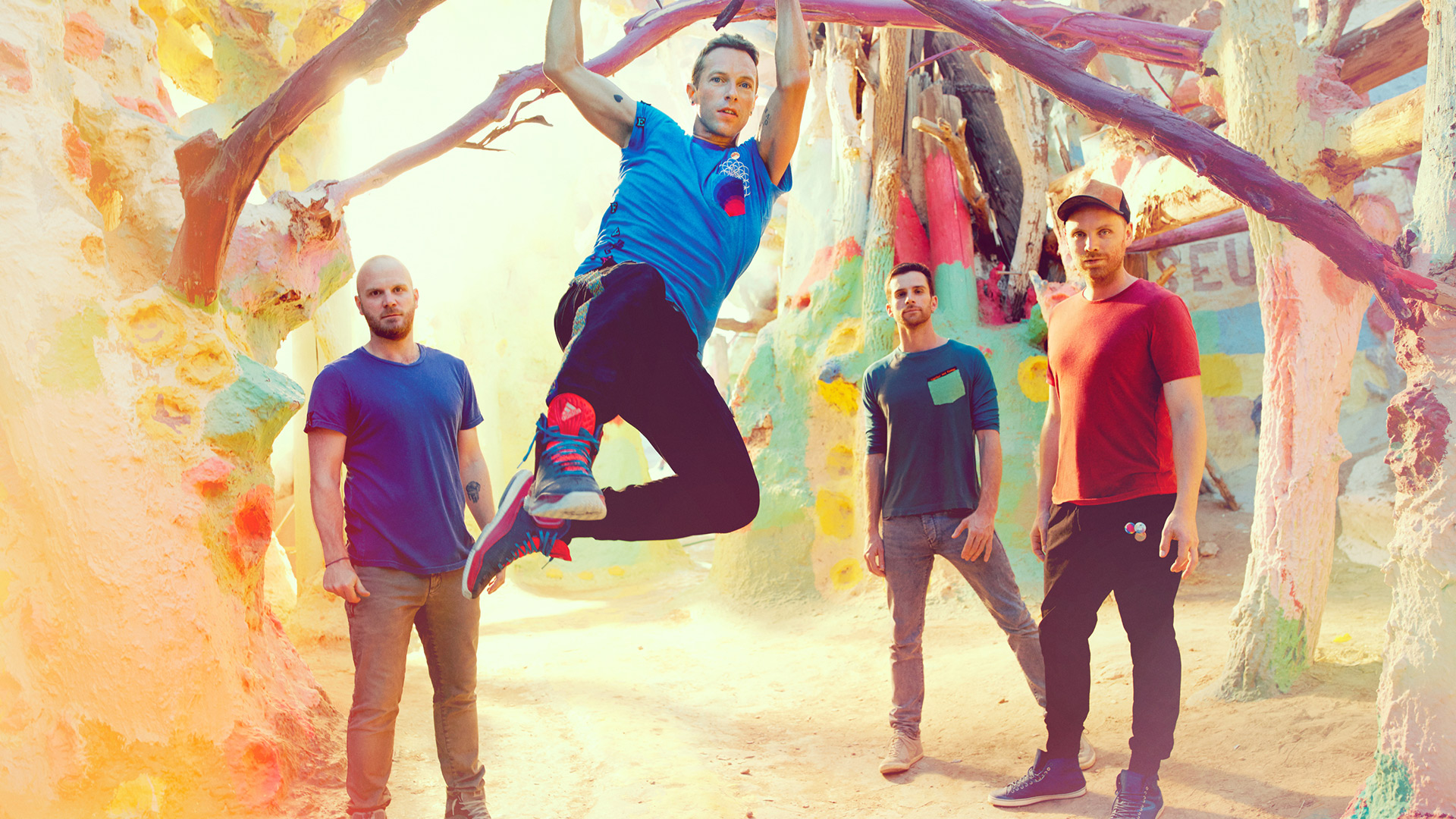Artist Coldplay (Photo: Warner Music)