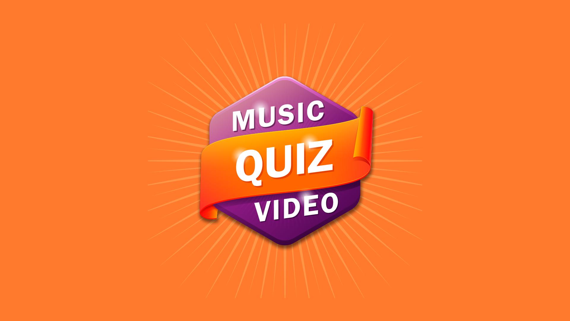 Music Video Quiz