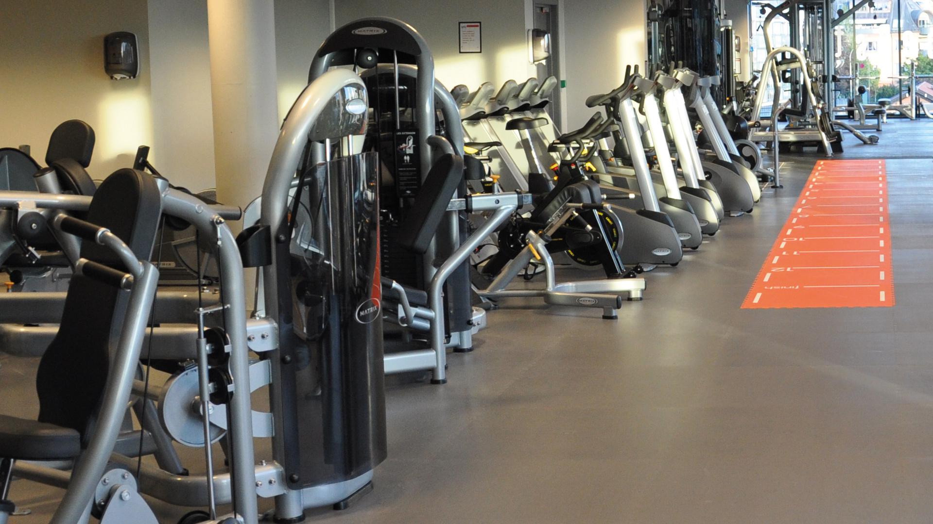 InTraining Gym (Photo: MusicPartner)