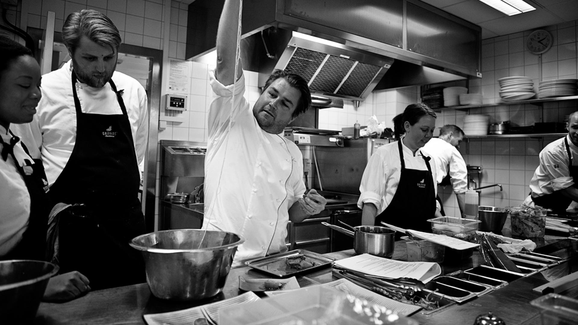 Product Restaurant Chef (Photo: MusicPartner)