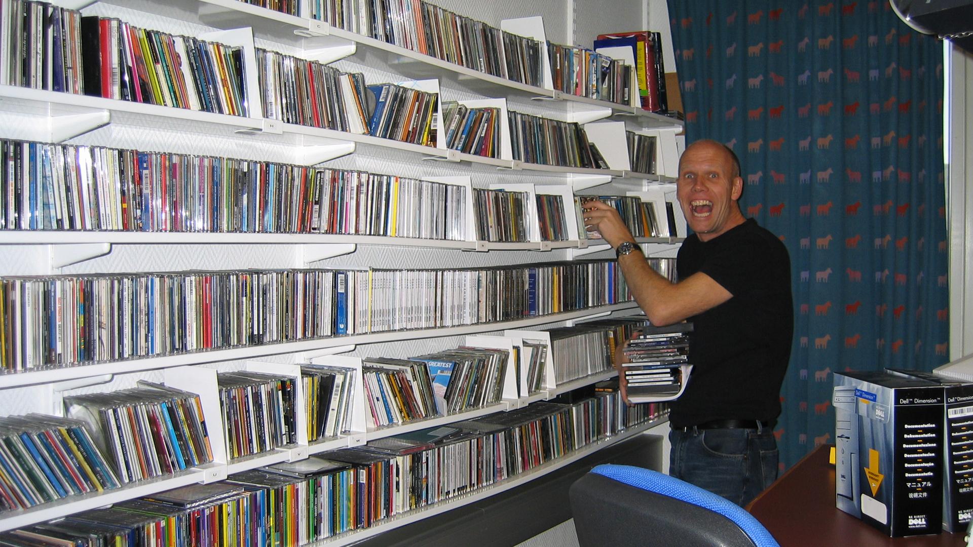 Staff Charlie RadioCity CDs